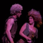 As First Fairy with Lucas Hall as Puck in A Midsummer Night's Dreamdirected by Ian Talbotat The Old Globe
